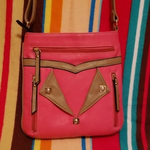 PRICE DROP!!  Cute cross body